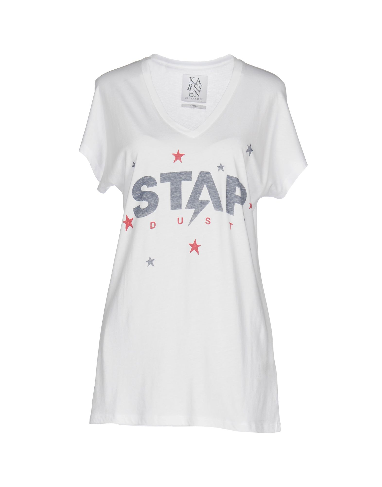 T-Shirt Zoe Karssen Karssen donna - 12080559KQ