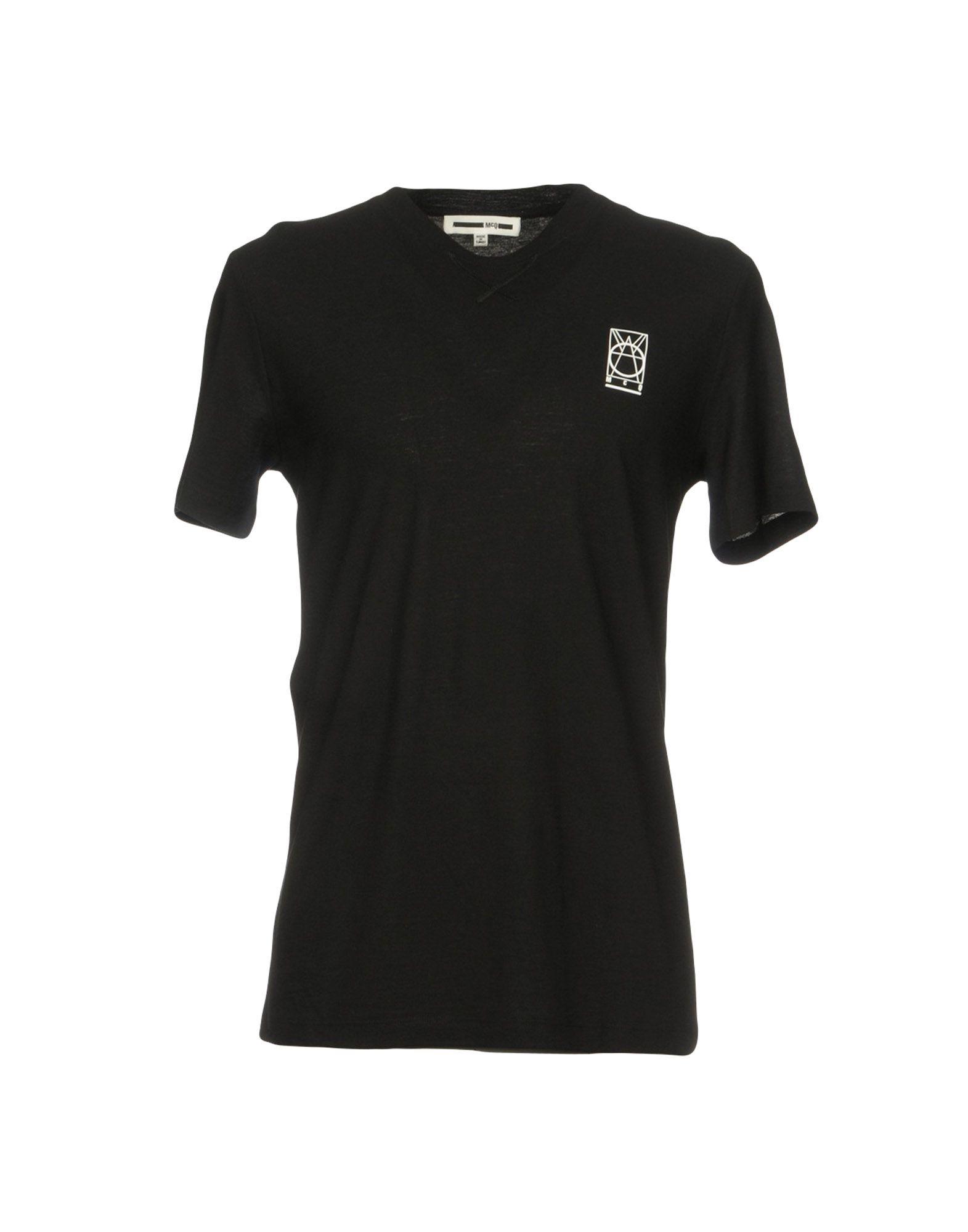 T-Shirt Mcq Alexander Mcqueen Uomo - Acquista online su