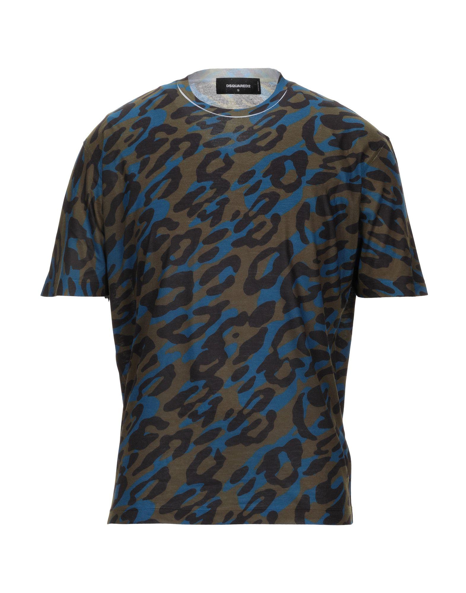 A buon mercato A buon - mercato T-Shirt Dsquarosso2 Uomo - buon 12081286DP ad2c5d