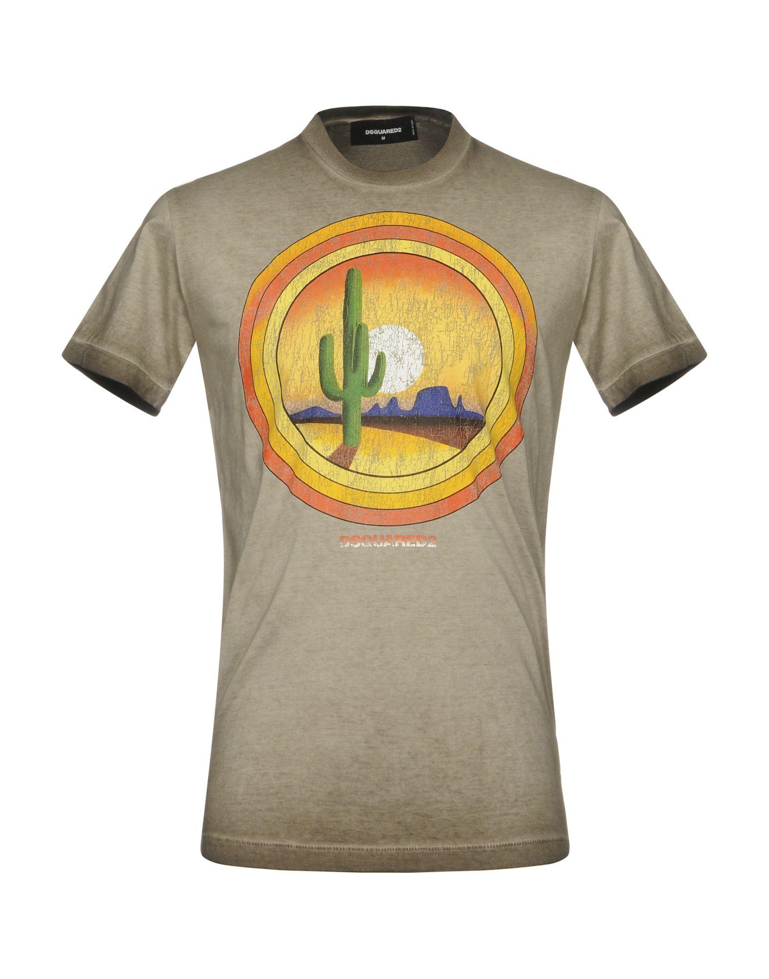 A buon mercato T-Shirt Dsquarosso2 Uomo 12082031IH - 12082031IH Uomo f7e4f3