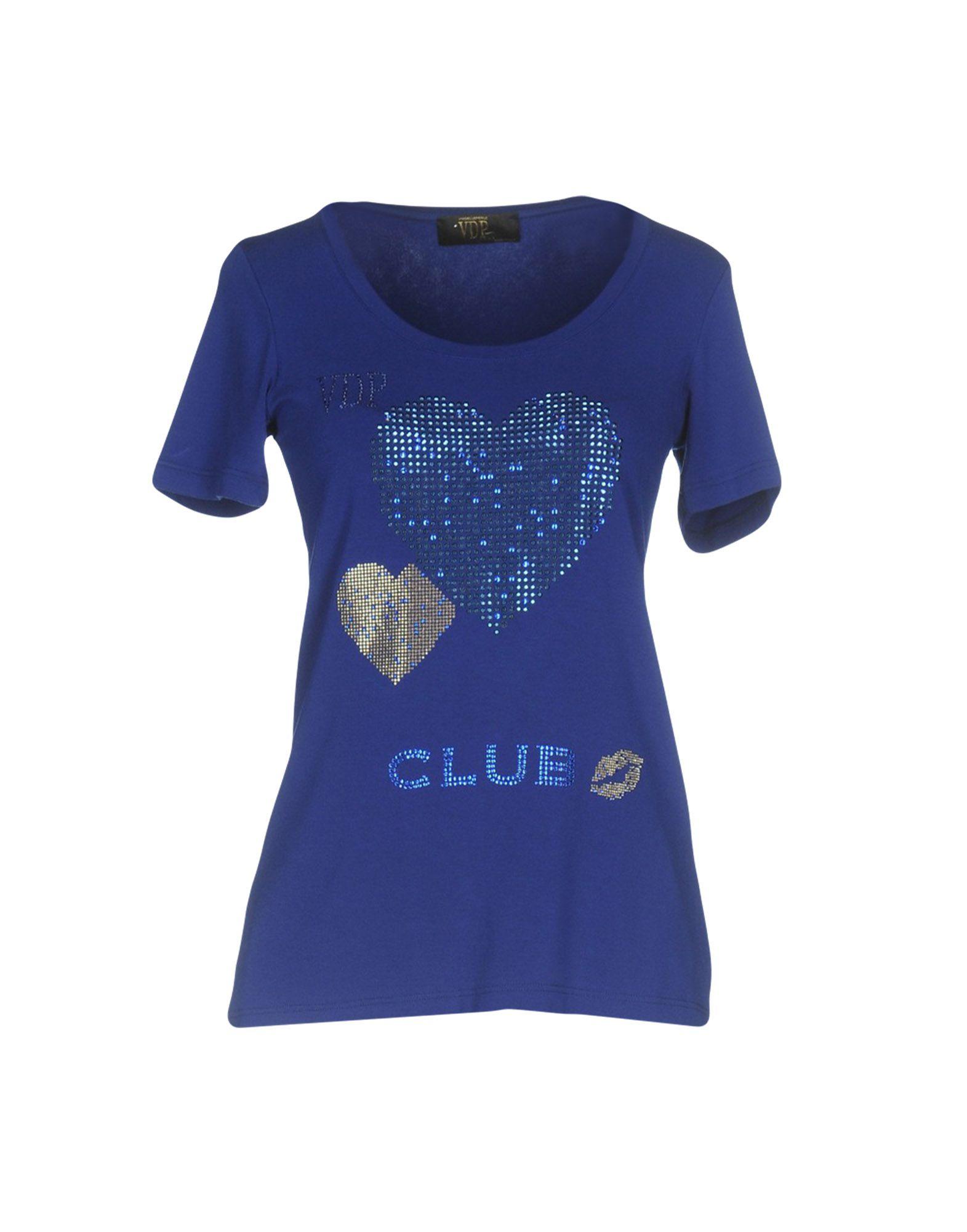 T-Shirt Vdp Club Donna - Acquista online su