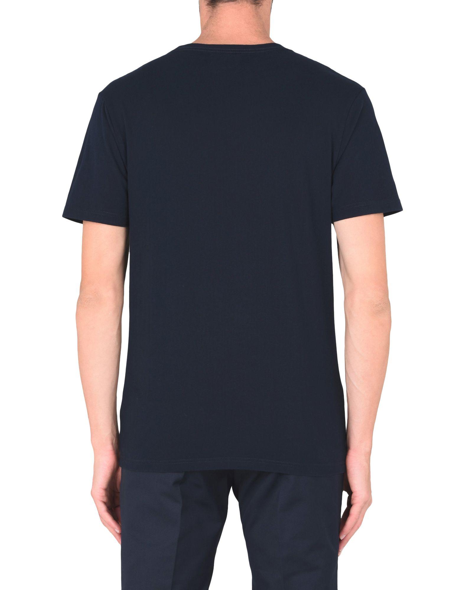 T-Shirt Wood Uomo Wood Uomo Wood - 12083229LX 012cfb