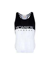 Reliable Online TRIBAL BRA WITH CONTRAST BONDED SHOULDER PANELS - TOPWEAR - Tops Monreal London Discount Supply Limited New Shopping Online Sale Online OHQ8jz