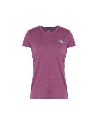 The North Face W Reaxion Amp Mannskap Teknisk T-skjorte Camiseta nyeste online utgivelsesdatoer fasjonable for salg gratis frakt rabatt klaring virkelig bVmyG