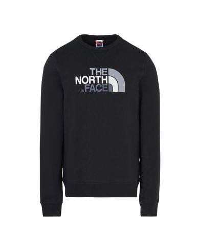 The North Face M Drew Peak Crew Neck - Sweatshirt - Men The North ... 7a8d995da