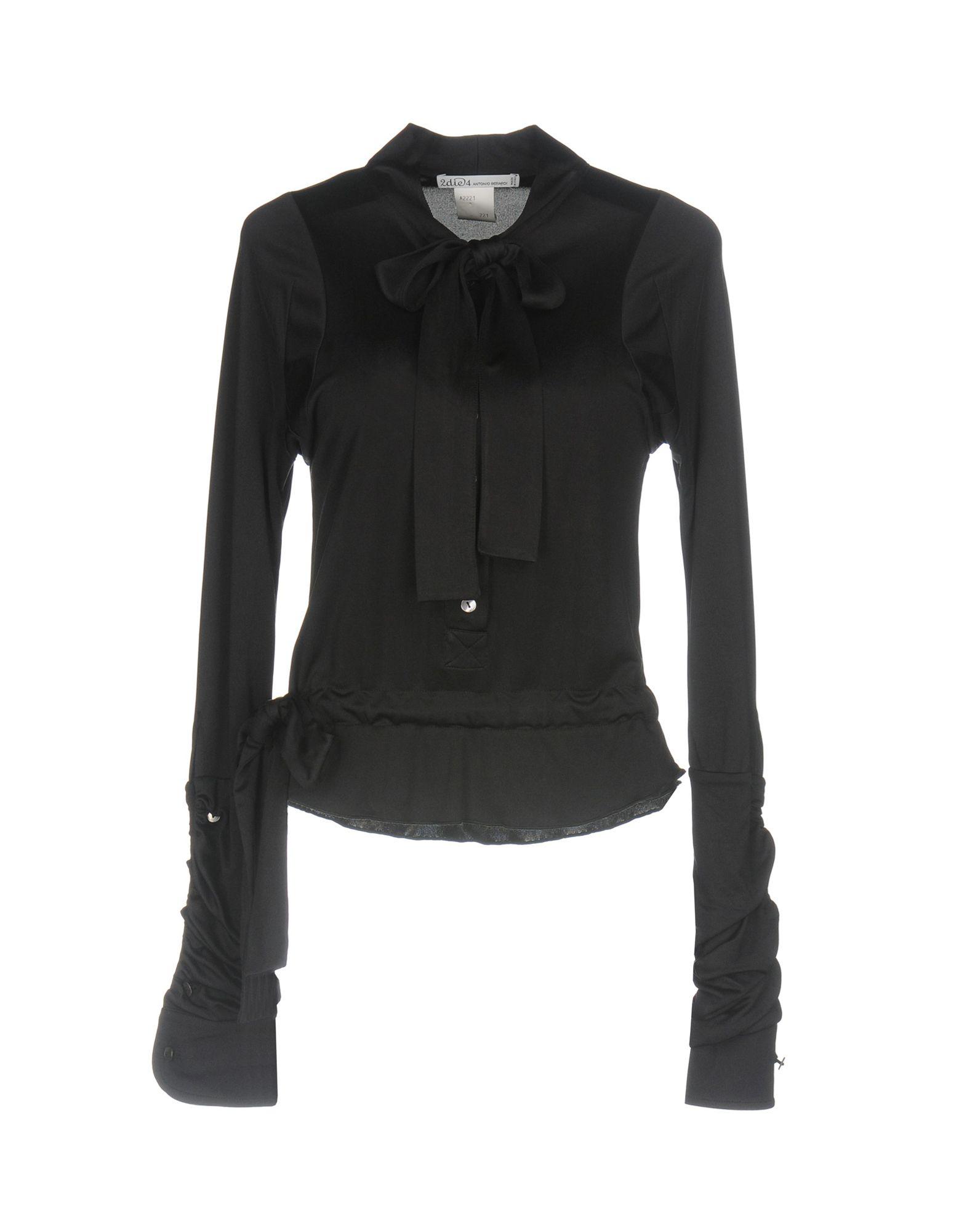Camicie E Bluse Con Fiocco 2Die4 Antonio Berardi Donna - Acquista online su ABKS0asWKk