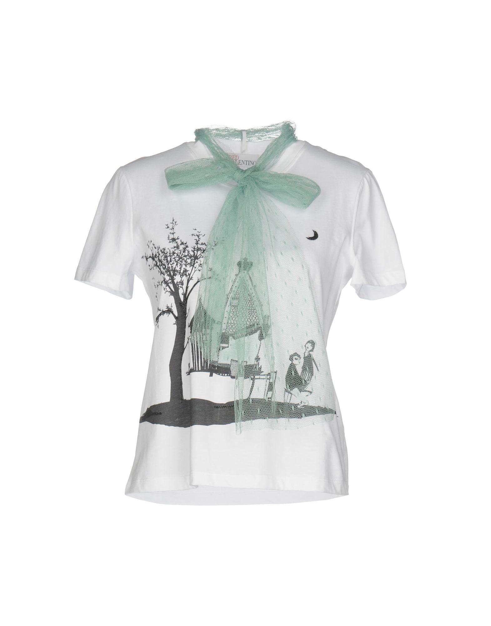 T-Shirt Redvalentino Donna - Acquista online su 8EUffBEK0i