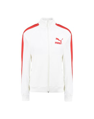 Puma True Archive T7 Track Jacket - Sweatshirt - Women Puma ... 8b5e5acaea