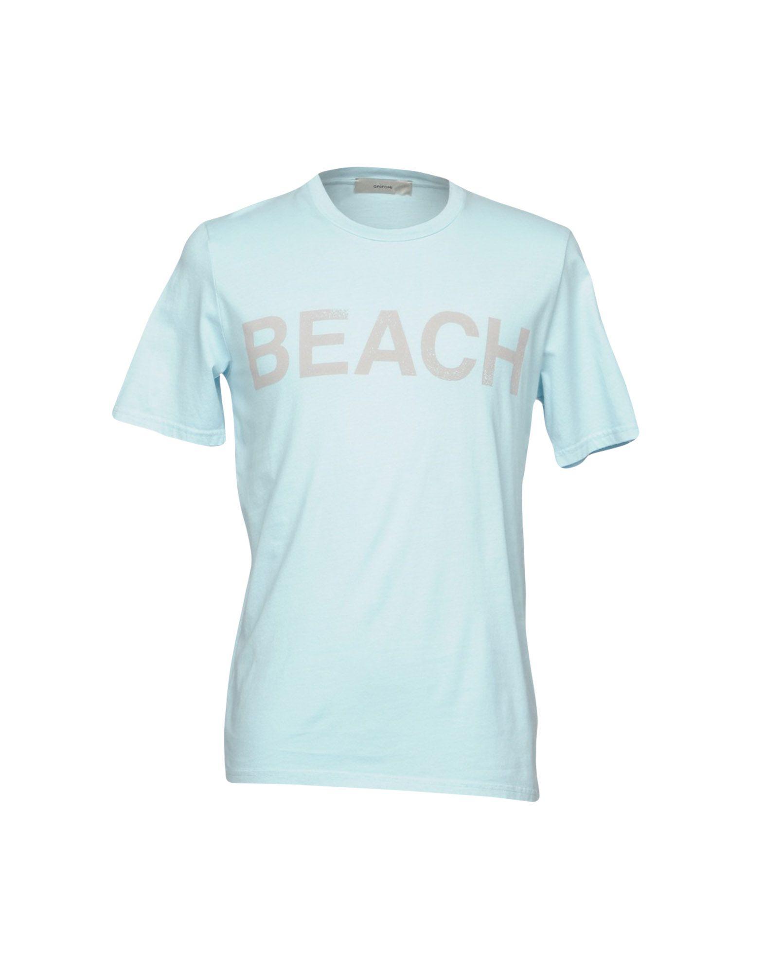 T-Shirt Mauro Mauro T-Shirt Grifoni Uomo - 12085070VD 871127