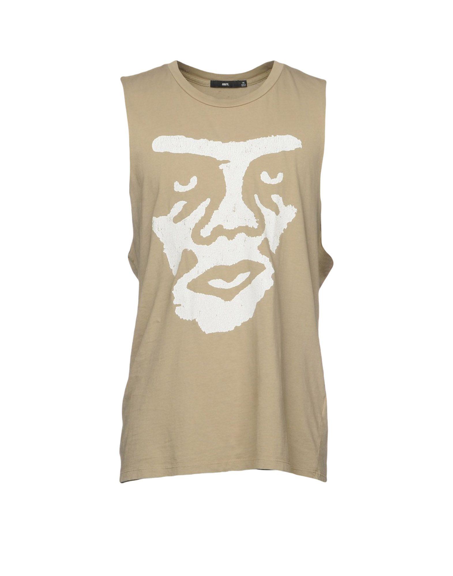 A Uomo buon mercato A buon mercato T-Shirt Obey Uomo A - 12085138PP 280e77