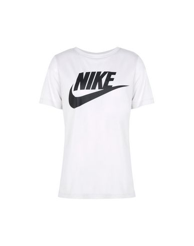 classic official store free shipping Nike Essential Tee Hybrid - T-Shirt - Women Nike T-Shirts ...