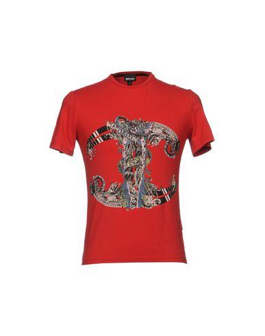 Just Cavalli Camiseta gratis frakt fabrikkutsalg DLCYO