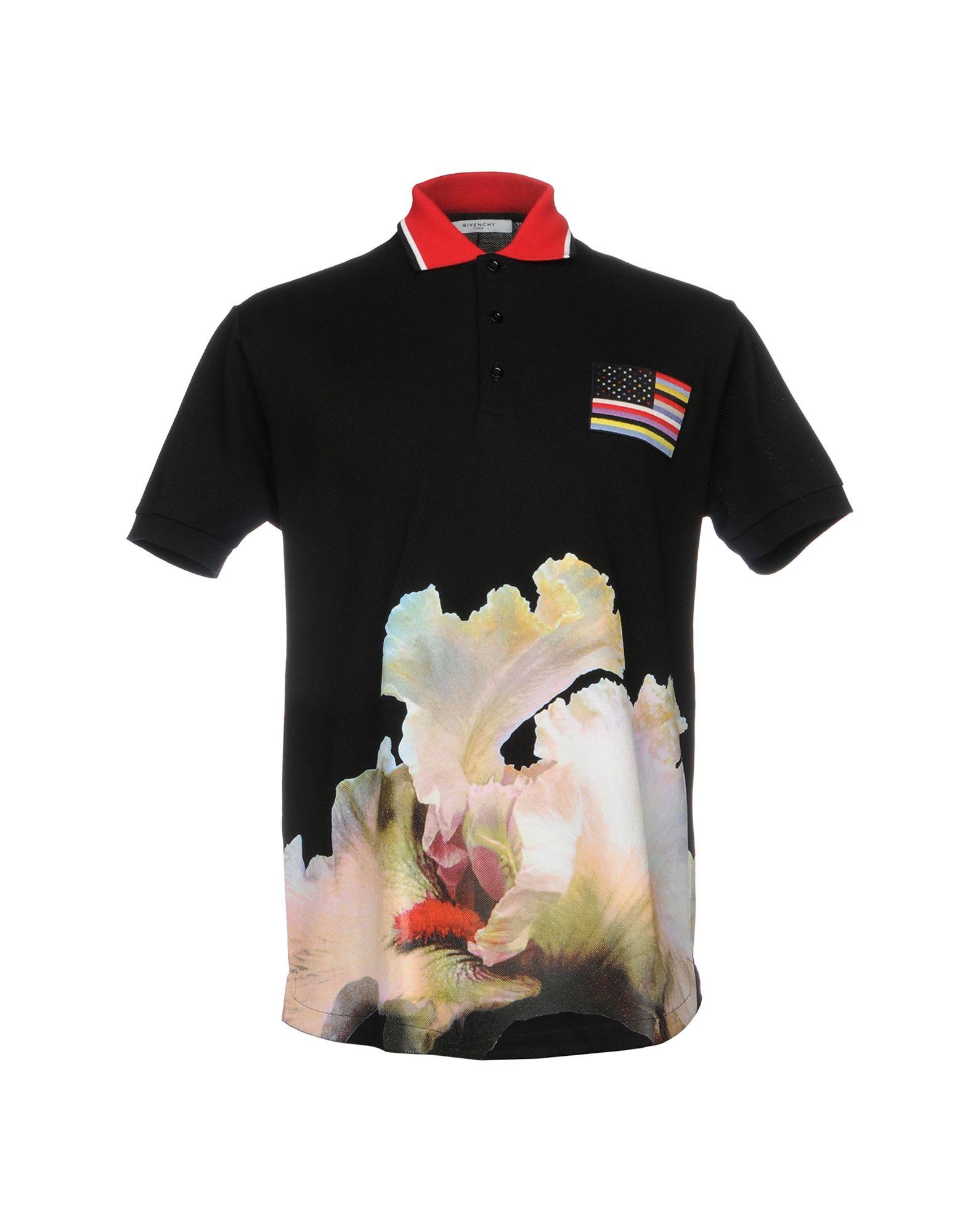 e9474235 Givenchy Polo Shirt - Men Givenchy Polo Shirts online on YOOX United ...