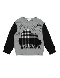 BURBERRY CHILDREN - Sweatshirt