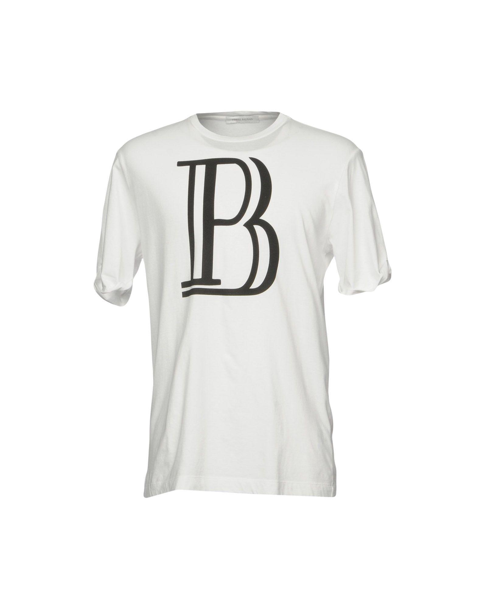 T-Shirt Pierre Balmain Uomo - Acquista online su