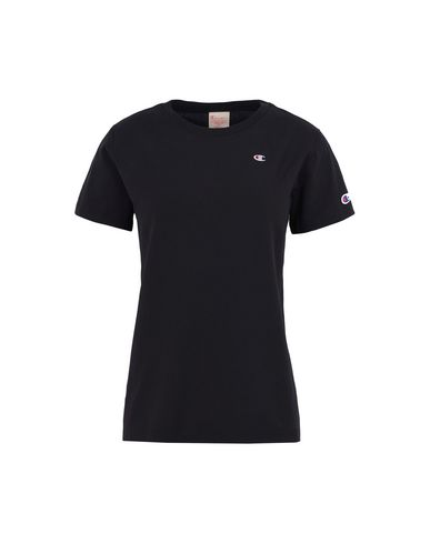 Crew Camiseta Mujer Small T Neck Reverse Champion Weave Logo Shirt wUq1tHU