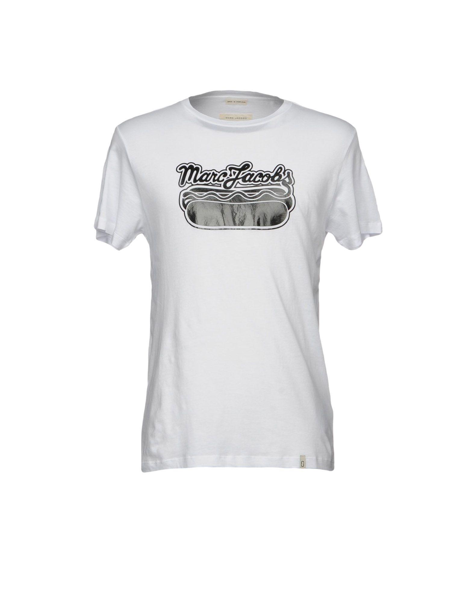 91d6488a9ac Marc Jacobs T-Shirt - Men Marc Jacobs T-Shirts online on YOOX United ...