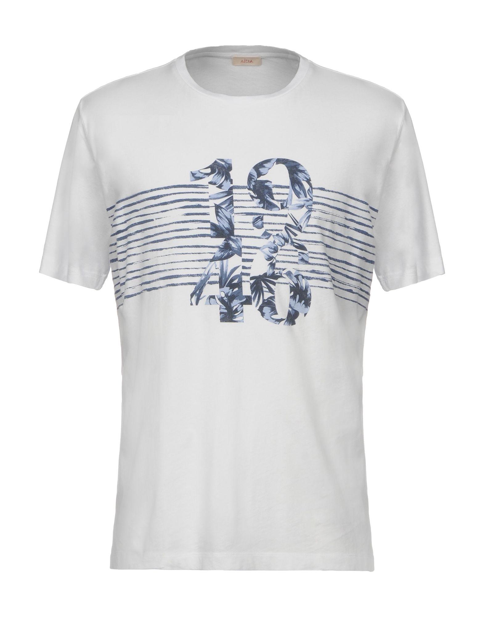 T-Shirt Altea Altea uomo - 12087523LO  faire Preise