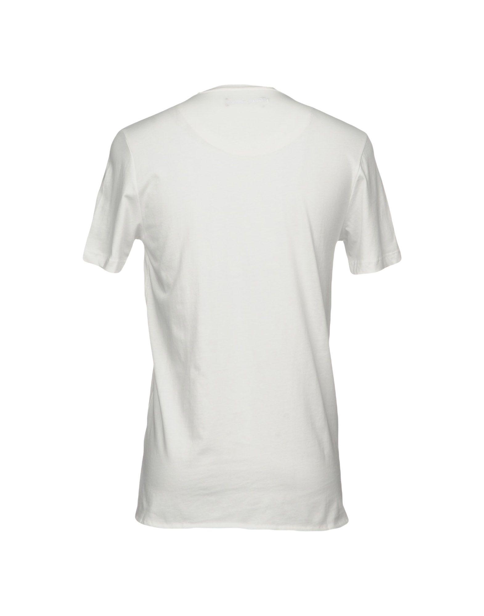 T-Shirt Frankie Frankie T-Shirt Morello Uomo - 12087732LH ed86b2