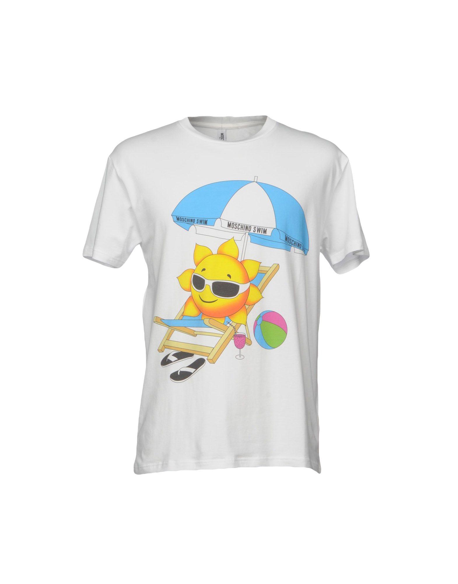 A buon mercato mercato A buon mercato buon T-Shirt Moschino Uomo - 12088283HP 5cd89b