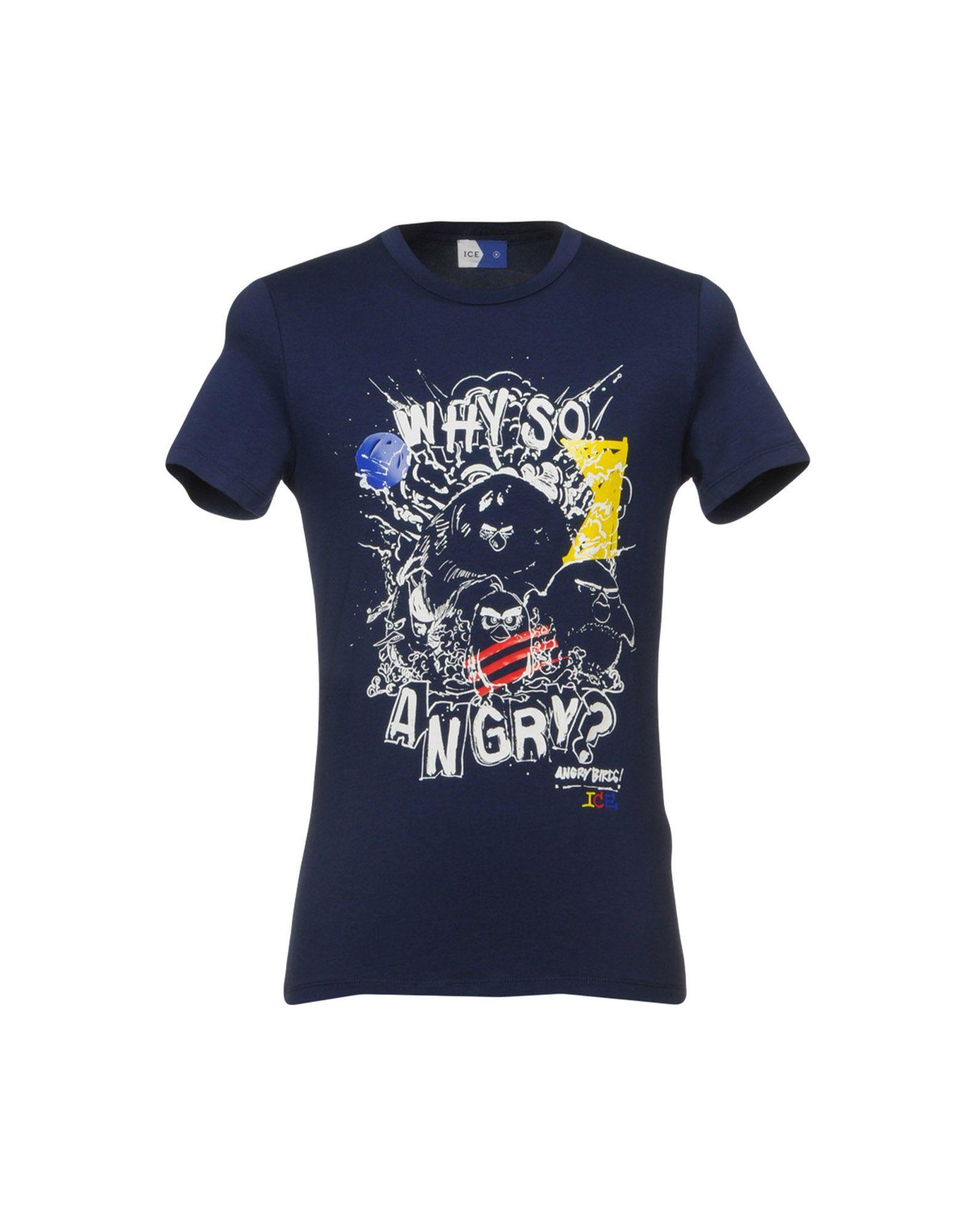 T-Shirt Ice Play uomo - - - 12088322AW 425