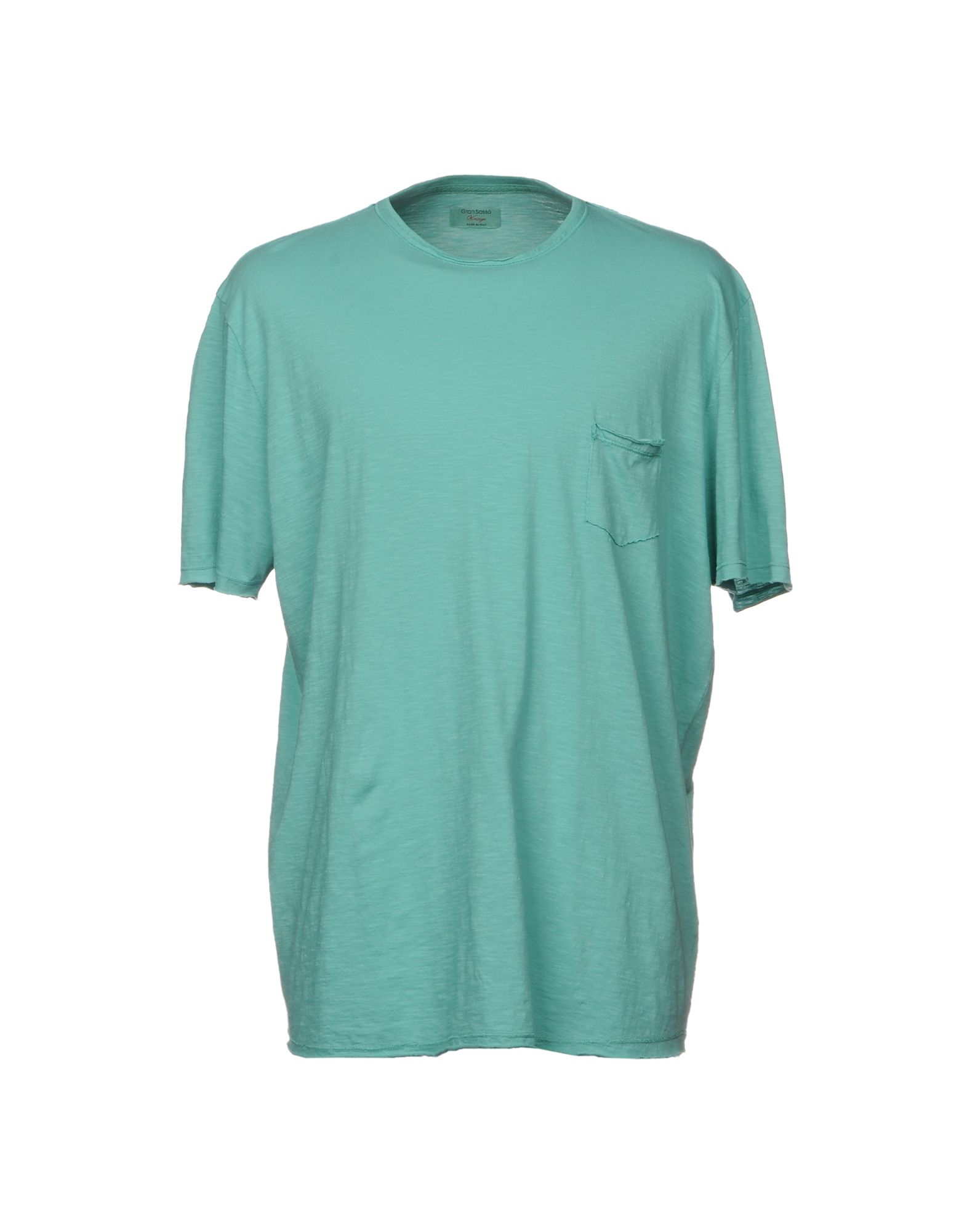 T-Shirt Gran Sasso Uomo Uomo Sasso - 12088365HD 3238ab