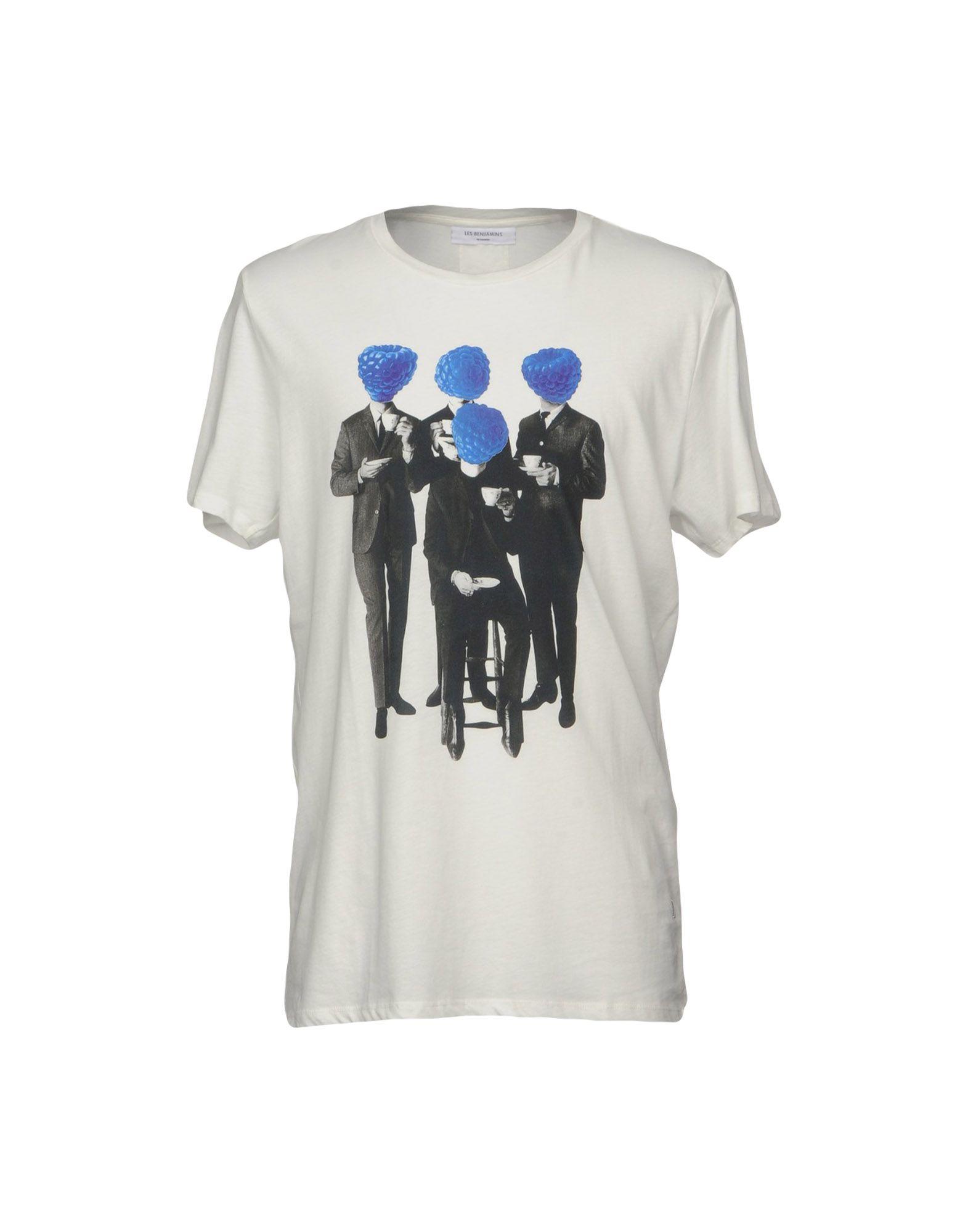 T-Shirt Les Benjamins Uomo - Acquista online su