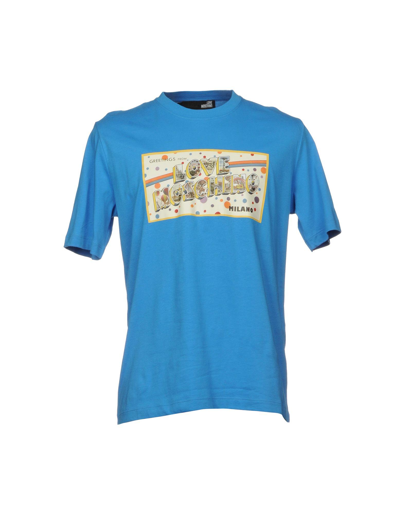 T-Shirt Love Moschino Moschino Moschino Uomo - 12088808ER 614c68