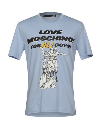 LOVE MOSCHINO T-Shirt Bester Verkauf Billig Online Clearance Limited Edition DxtNYPSQ7J