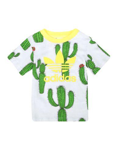 Adidas Originals X Mini Rodini T Shirt T Shirt E Top Yoox Com