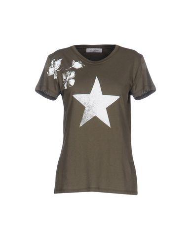 VALENTINO T-Shirt Billig Verkauf Online-Shopping Billig Erschwinglich Wo Niedrigen Preis Kaufen Günstig Kaufen Größte Lieferant IuWDcSafm5