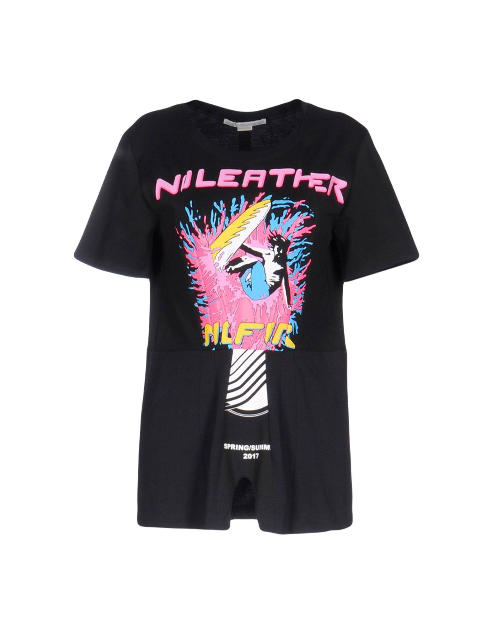 T-Shirt Stella Mccartney donna - 12089550IH 12089550IH  billig in hoher Qualität