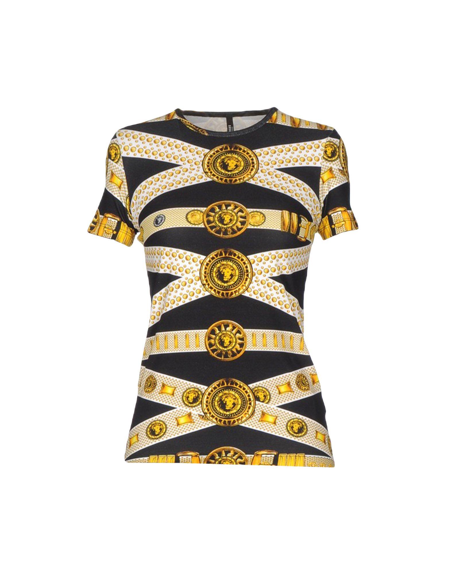 T-Shirt Versus Versace Donna - Acquista online su 6hXhFIguEW