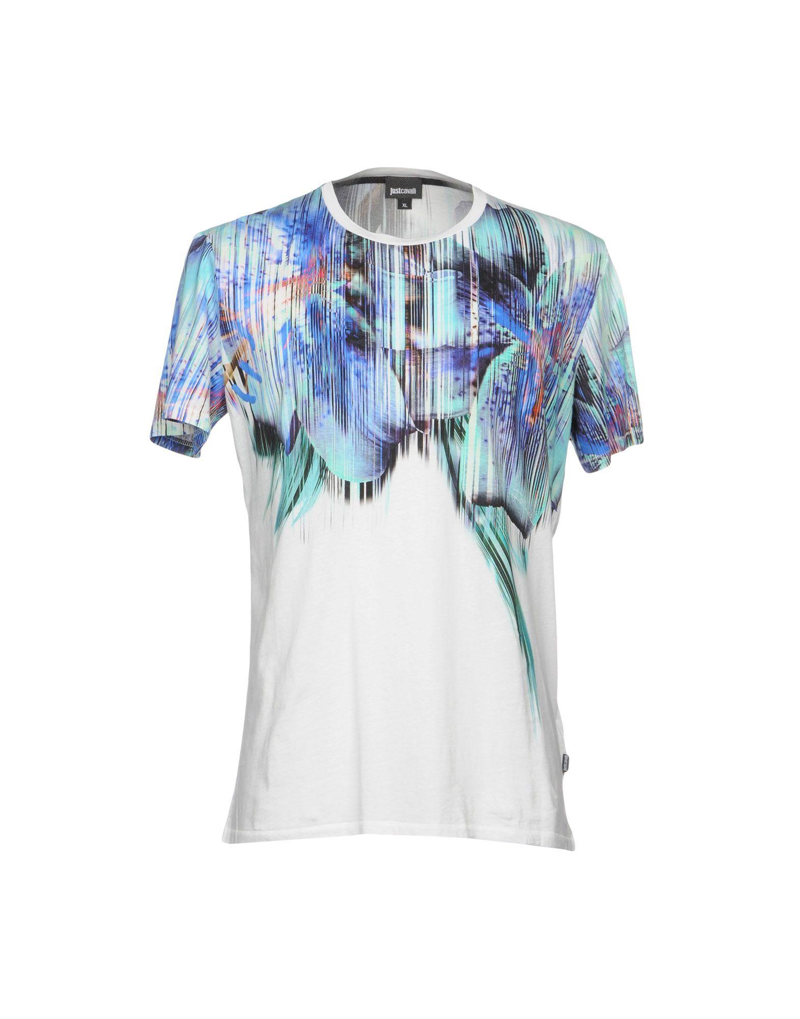 T-Shirt Just Cavalli Uomo - Acquista online su