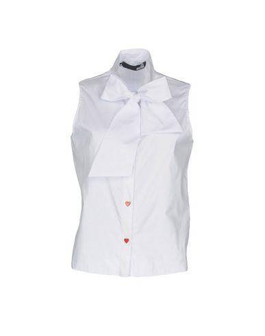 LOVE MOSCHINO Hemden und Blusen einfarbig Empfehlen Günstigen Preis Billig Verkauf Geschäft 2018 Online-Verkauf Verkauf Erstaunlicher Preis QqWPEsaDL