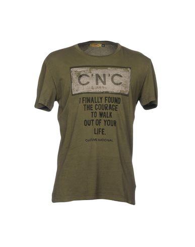 billig stor rabatt Cnc Costume National Camiseta rabatt bilder rabatt bla kz2xT1K