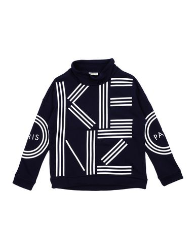 88971e9328 Kenzo Girls Logo Sweater Shoptiques | 2019 trends | xoosha