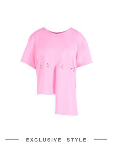 t shirt femme yoox