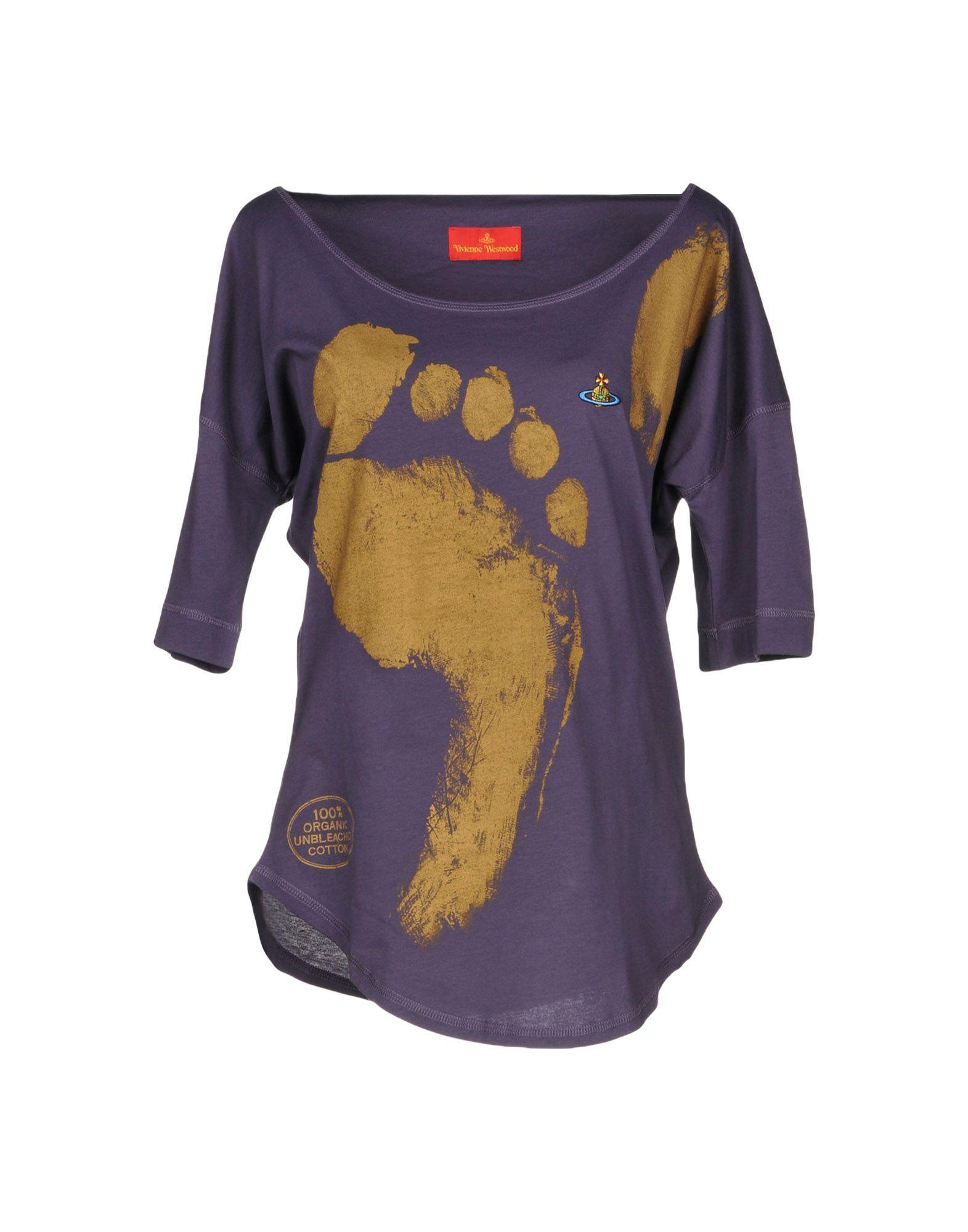 T-Shirt Vivienne Westwood Donna - Acquista online su dsR2Dee
