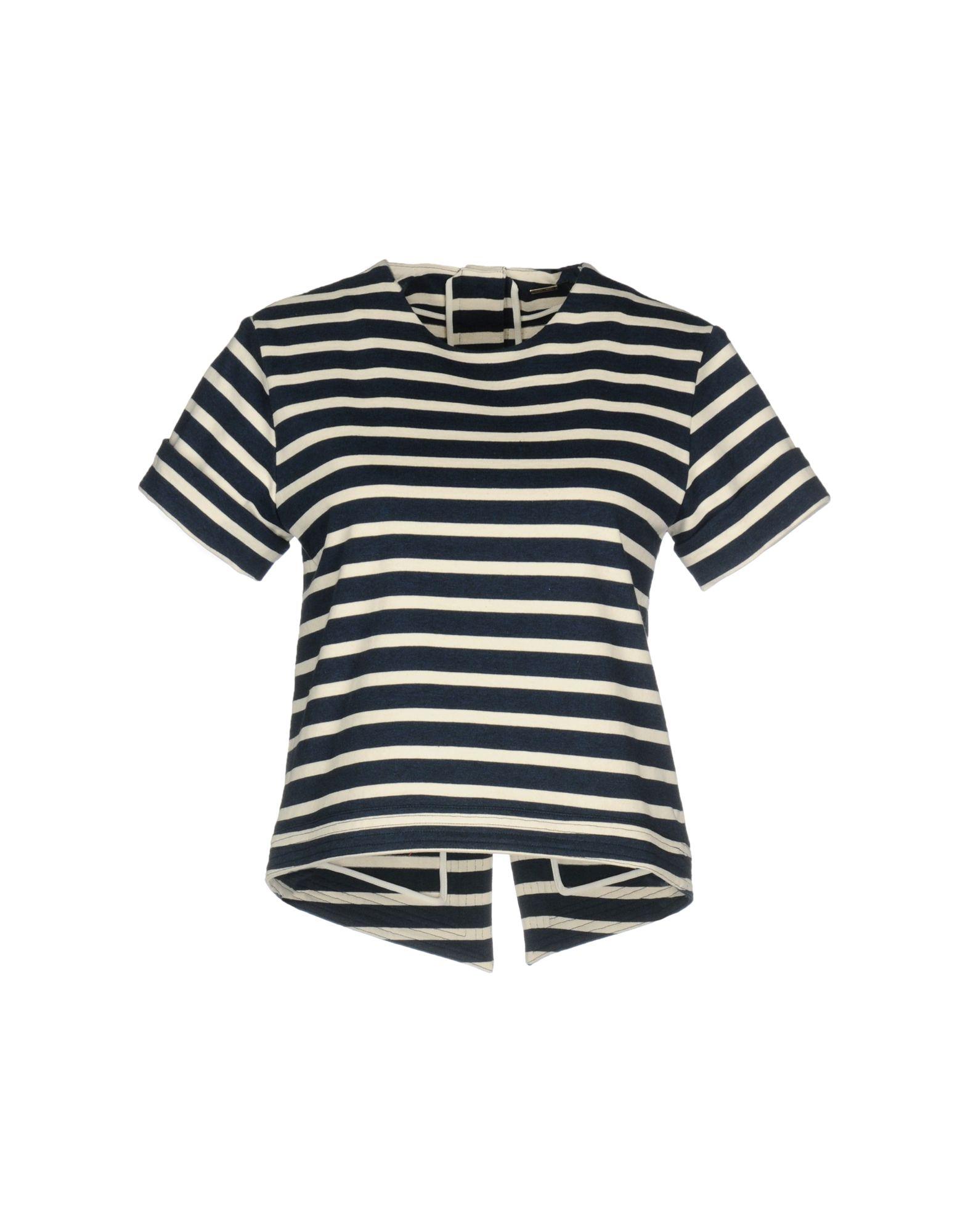 T-Shirt Adam Lippes Donna - Acquista online su 9HAVSG