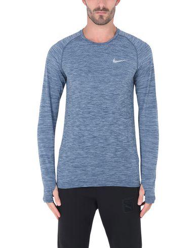 NIKE  DRI-FIT KNIT TOP LONG SLEEVE Sportliches T-Shirt