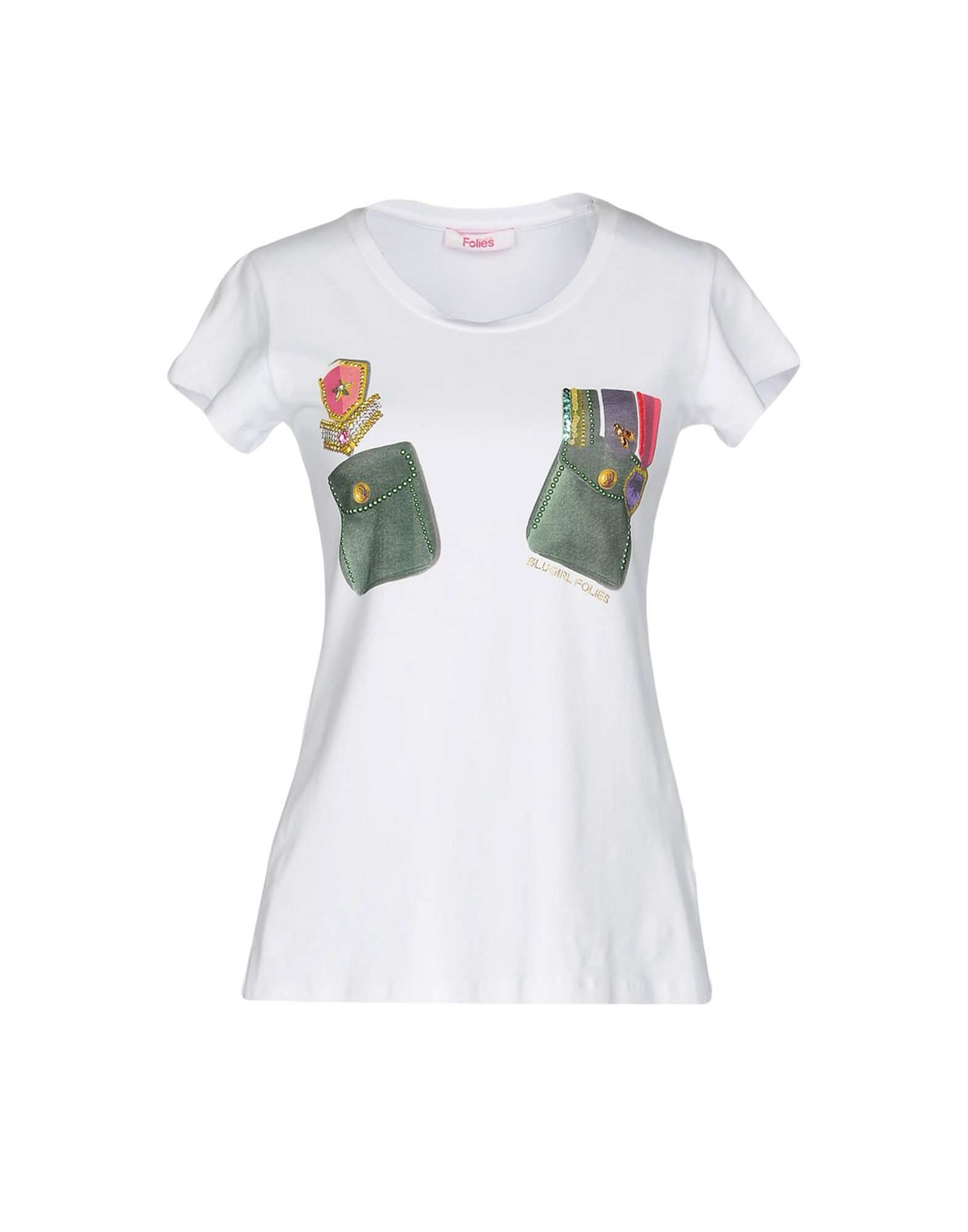 T-Shirt Blugirl Folies Donna - Acquista online su 2YO9kvxP