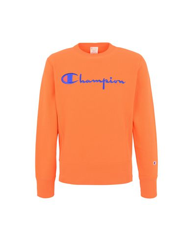 97228925f Champion Reverse Weave Crewneck Sweatshirt Logo - Sports T-Shirt ...