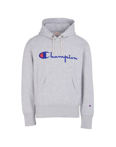 c8ca6a39e Champion Reverse Weave Hooded Sweatshirt Logo - Sports T-Shirt - Men ...