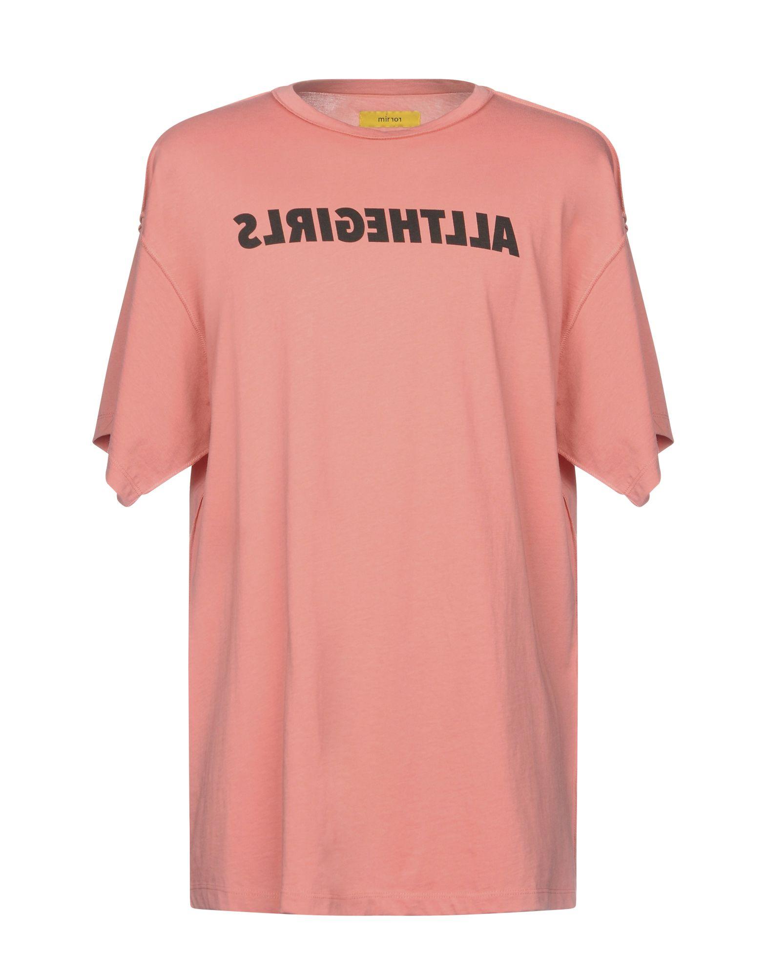 T-Shirt Mirror Mirror uomo - 12096981NV  alltäglich niedrige Preise