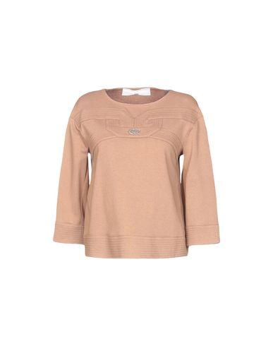 Felpa Elisabetta Franchi Jeans Donna - Acquista online su YOOX ... e78b846ba4e