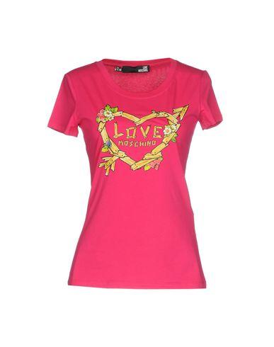 Love Moschino Woman Jersey Dress Fuchsia Size 44 Love Moschino IHKmwlk2b