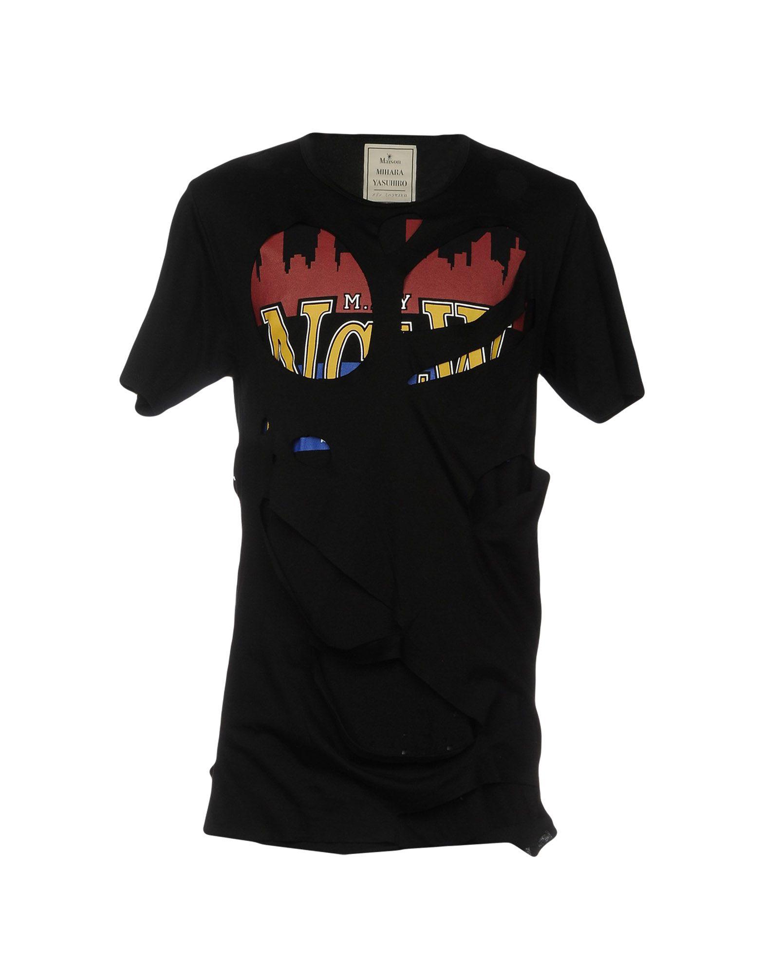 T-Shirt Miharayasuhiro Uomo - Acquista online su