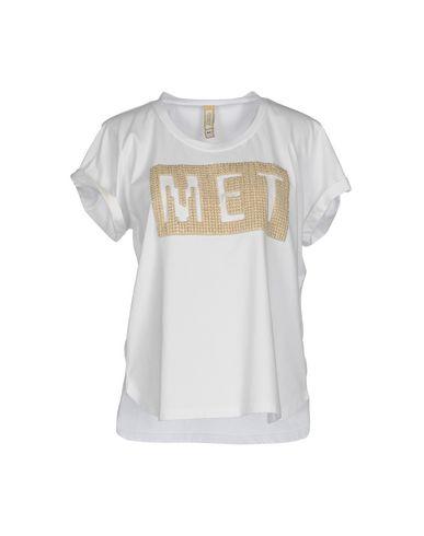 4a0e4c6e07f Met T-Shirt - Women Met T-Shirts online on YOOX Portugal - 12101627XA