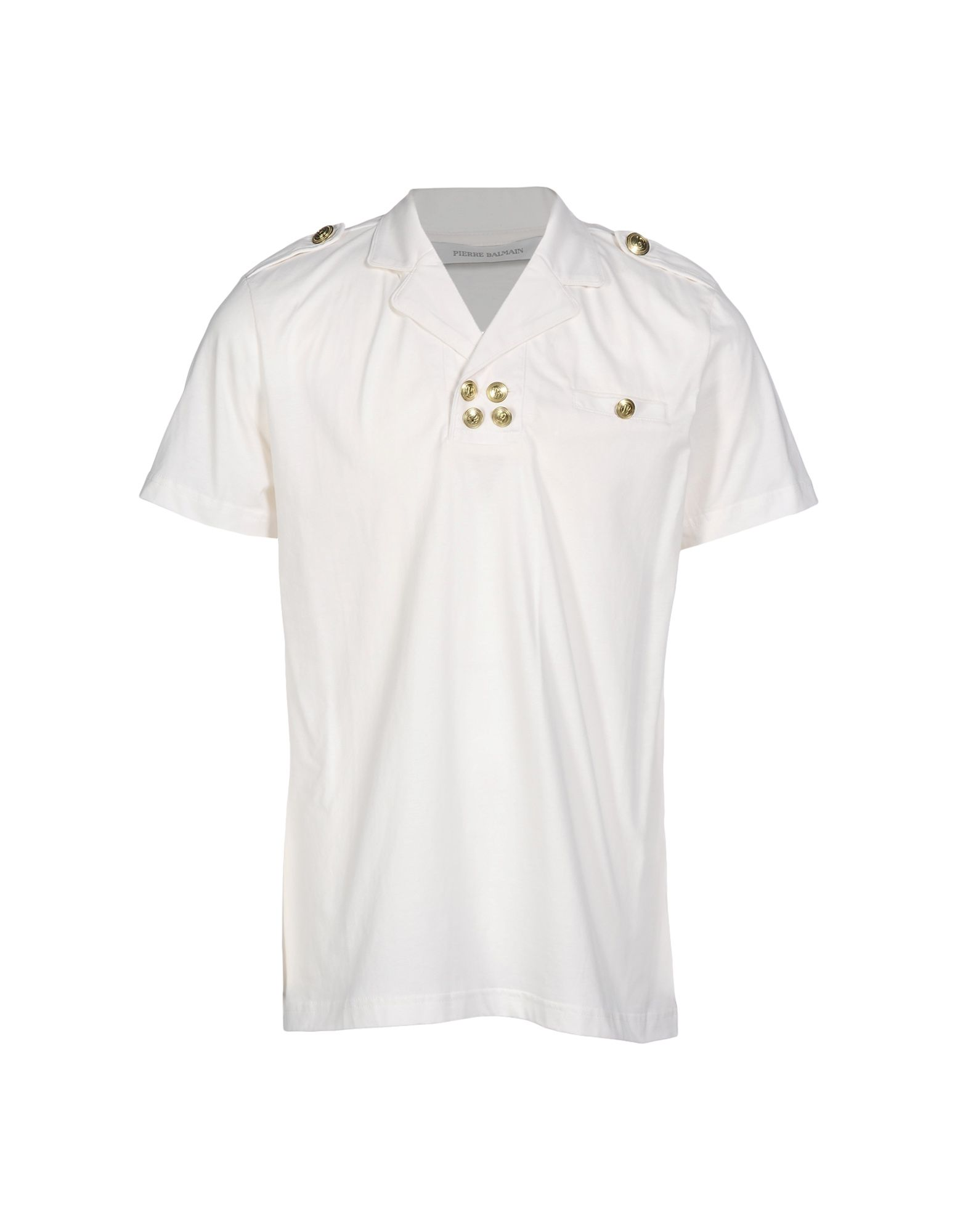 2f967572 Pierre Balmain T-Shirt - Men Pierre Balmain T-Shirts online on YOOX United  States - 12101796KA
